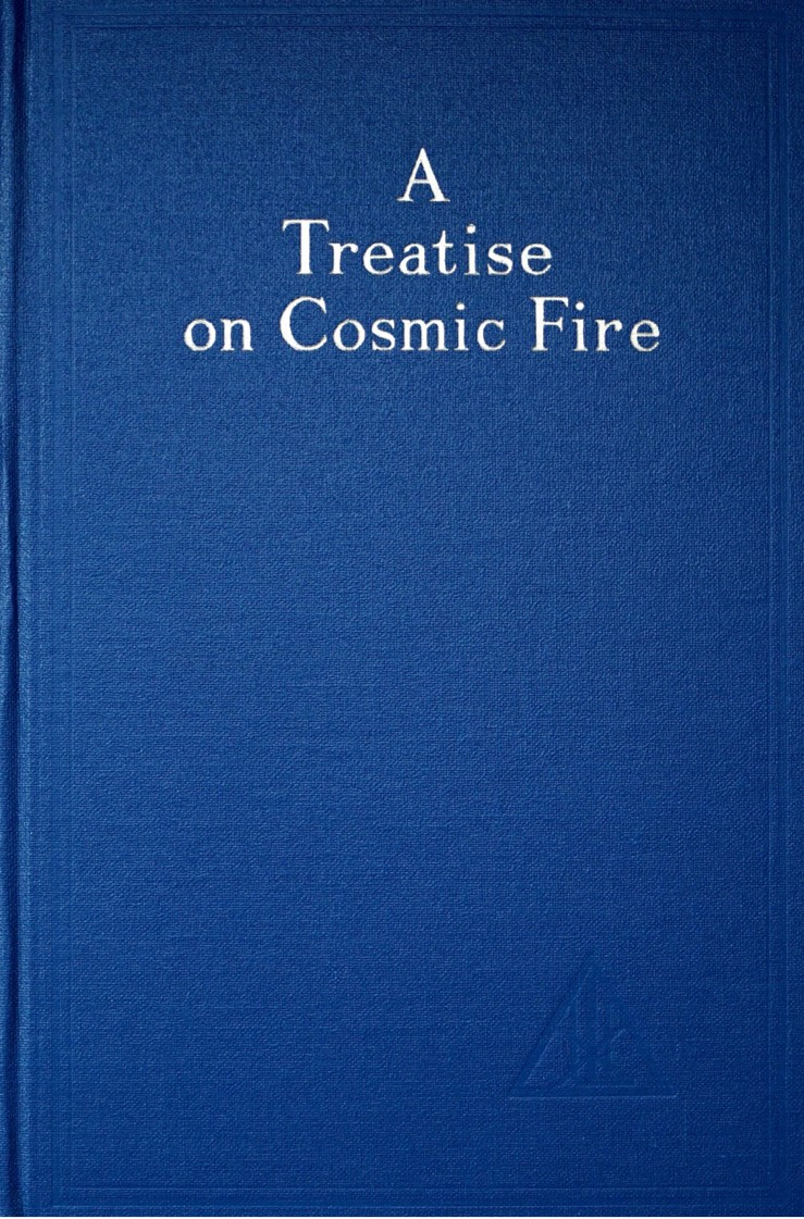 A Treatise on Cosmic Fire - URL